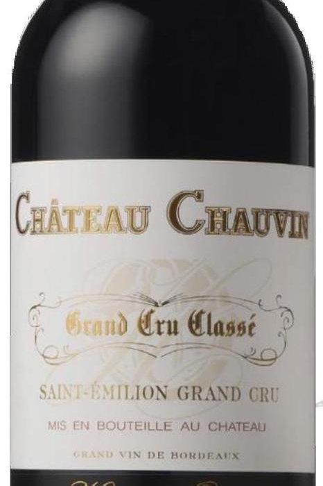 FR418 Château CHAUVIN 2011