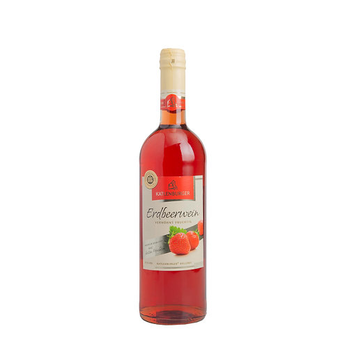 GW047 strawberry wine