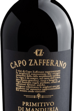 IR072 Capo Zafferano Primitivo di Manduria DOC Puglia 2019
