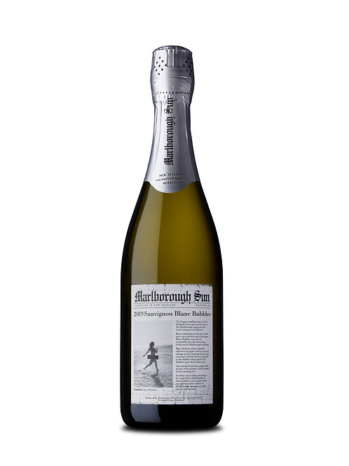 NW008 Marlborough Sun Sauvignon Blanc Bubbles 2019