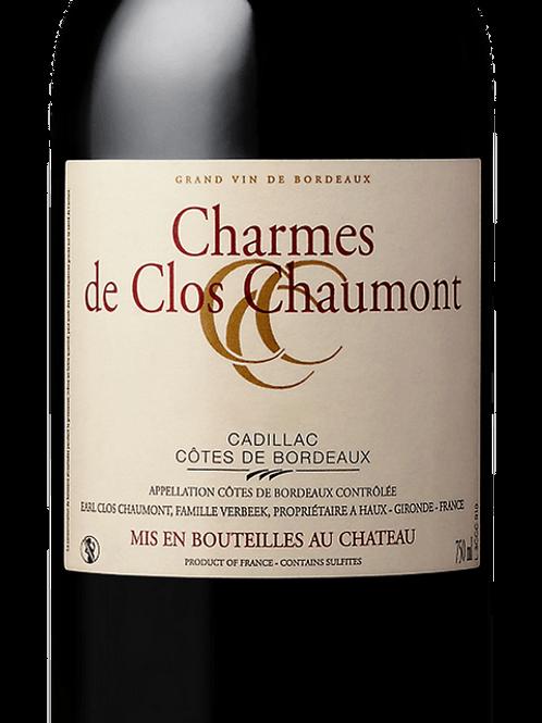 FR118 Chateau Clos Chaumont 2004
