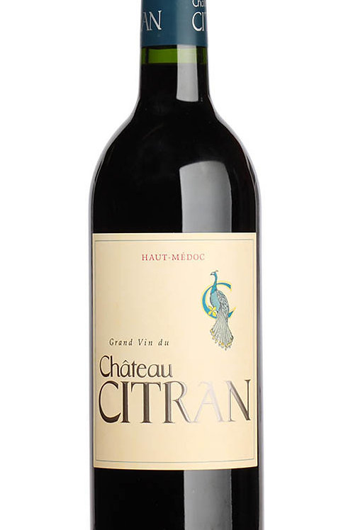 FR530 Chateau Citran Haut Medoc 2016 OWC