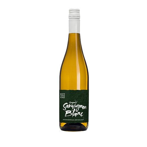 NW016 2020 Misty Cove Organic Marlborough Sauvignon Blanc 750ml