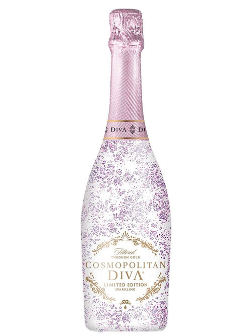 LA006Cosmopolitan Diva 750ml Peach Limited Edition 6%