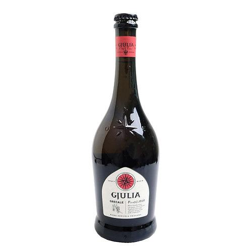 IW115 GJULIA Birra artigianale Friulana - GRECALE Italian Grape Ale 750ml 10%