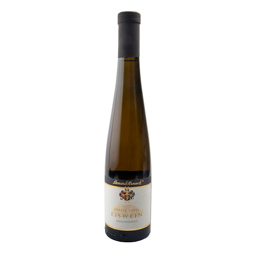 GW101 LK Eiswein estate label 2018