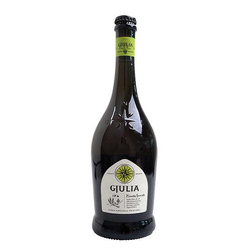 IW114 GJULIA Birra artigianale Friulana - IPA Italia Pale Ale 750ml 5.8%