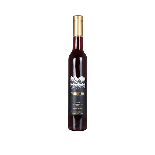 CAW004 Whistler Blueberry Wine 2014 375ml