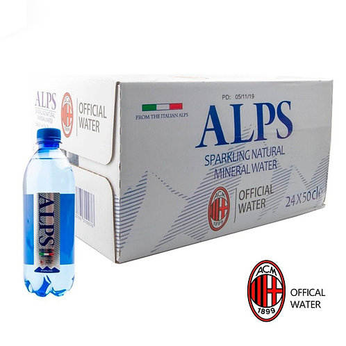 IW068	Alps Sparkling Water 500ml