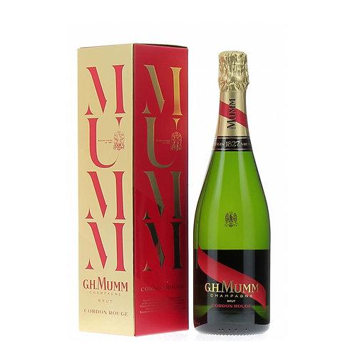 FW193Mumm Brut NV Champagne Blanc (with box)