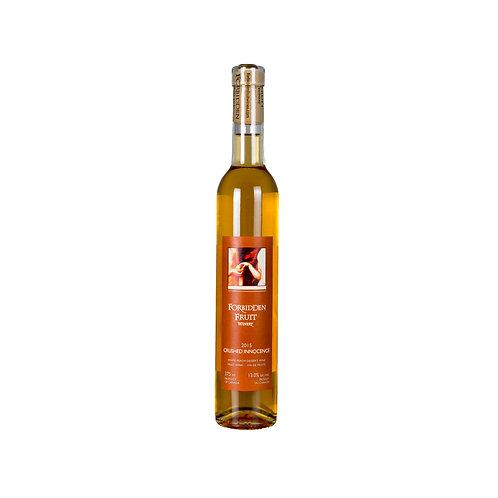 CAW001 Crushed Inncence White Peach Wine 2015 禁果酒莊有機水果甜酒