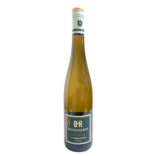 "GW112Balthasar Ress ""vou unserm"" Rheingau Riesling Trocken 2019"