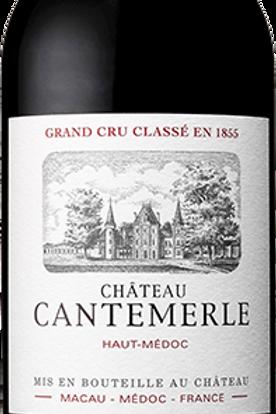 FR556 Lady C Cantemerle AOC Haut Medoc 2015