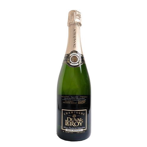 FW196Duval Leroy Réserve Brut NV Champagne Blanc