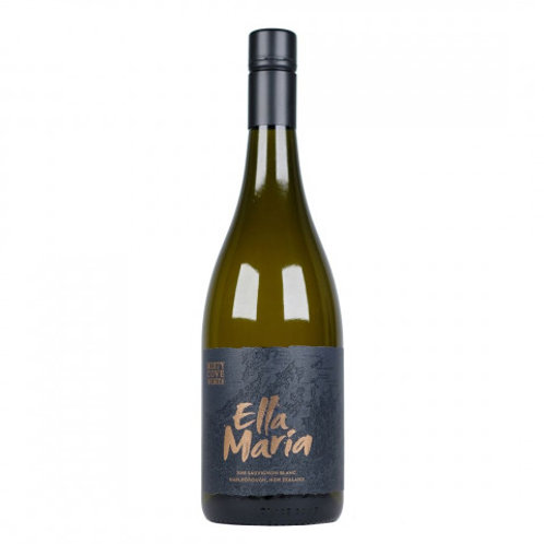 NW007  Misty Cove Wines Marlborough Ella Maria Sauvignon Blanc 2019
