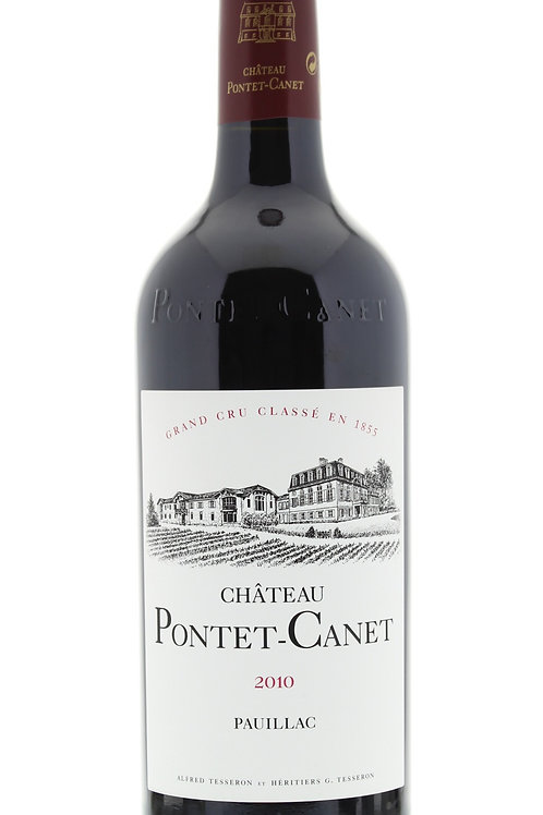 FR527 Chateau Pontet Carnet Pauillac 2016