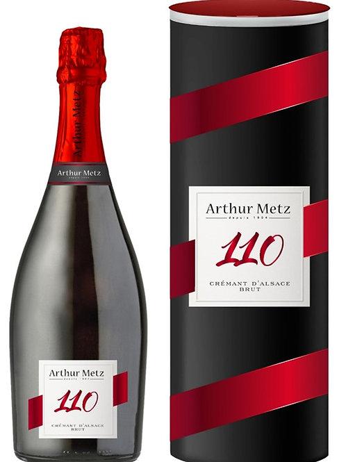 FW166 Arthur Metz 110 Cremant D'AlsaceBrut