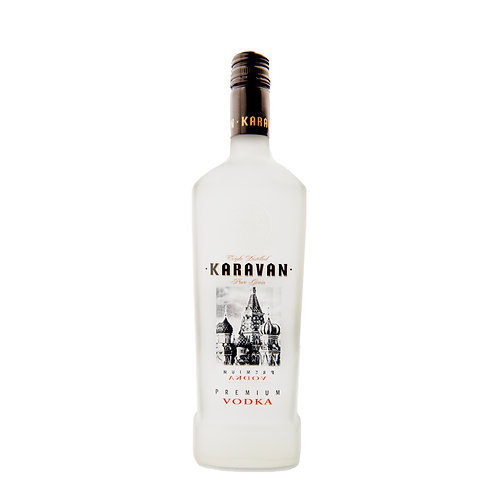 SP08 karavan vodka with gift box