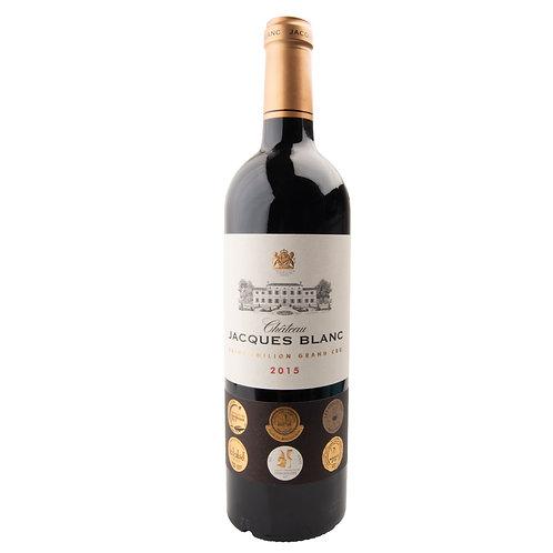 FR608 Chateau Jacques Blanc AOP Saint Emilion Grand Cru 2016