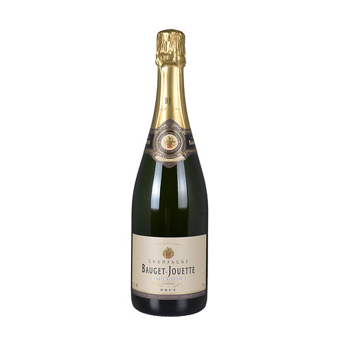 """FW017 Champagne Bauget - Jouette """"Carte Blanche"""" Brut NV"""