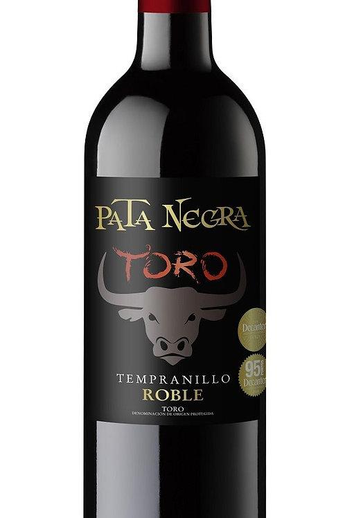 SR016Pata Negra Toro Roble Tempranillo 2018
