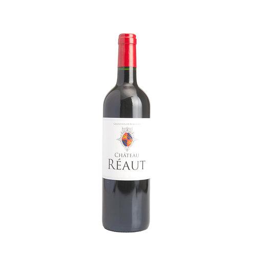 FR658Chateau Reaut AOC Cotes de Bordeaux 2016
