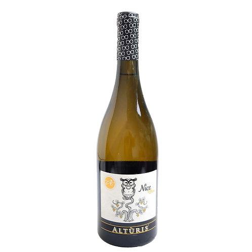 """IW117ALTURIS """"Nice Wine"""" Chardonnay 2018"""