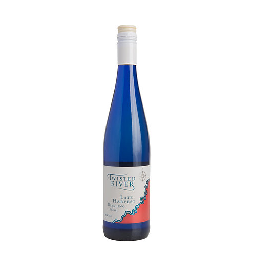 GW055 TWISTED RIVER BIN568 LATE HARVEST RIESLING