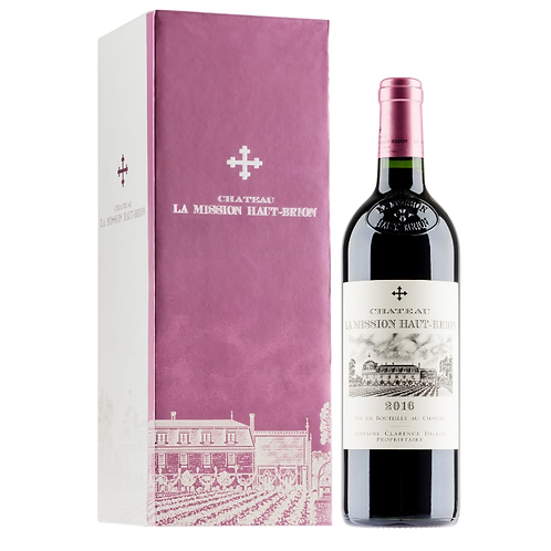 FR513	Chateau La Mission Haut Brion 2016 (Individual box)