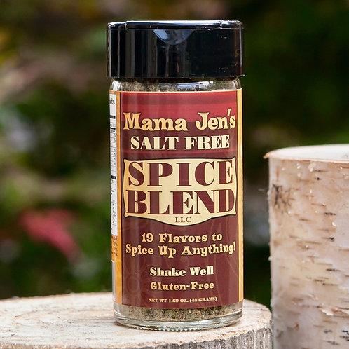 Mama Jen's Salt Free Spice Blend 6 oz.