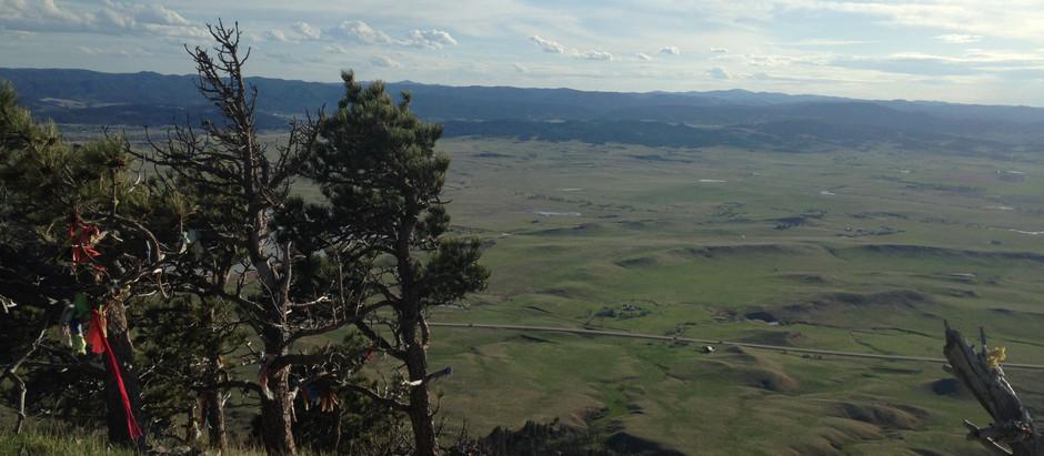 The Black Hills and Sacramental Reality