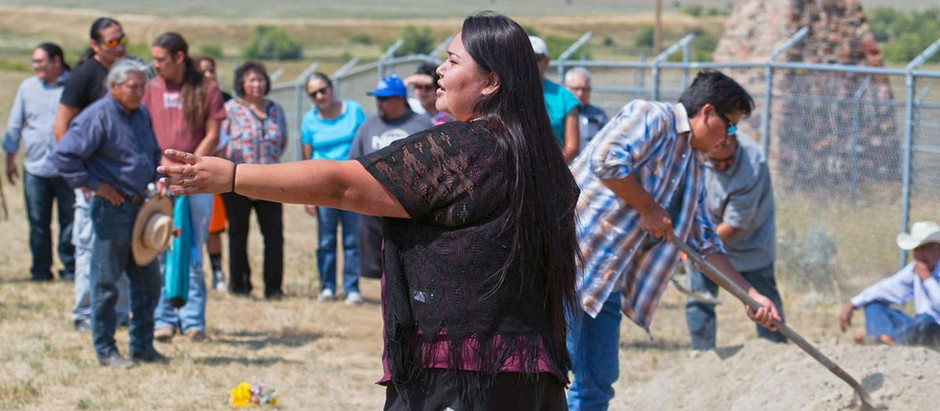 Northern Cheyenne Women: Resiliently, Respectfully Navigating Our Own Way