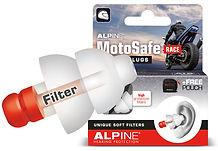 AlpineMotosafe Race earplugs