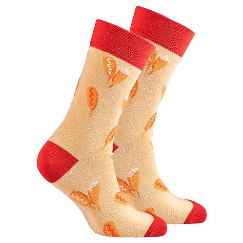 Men's Corn Dog Socks