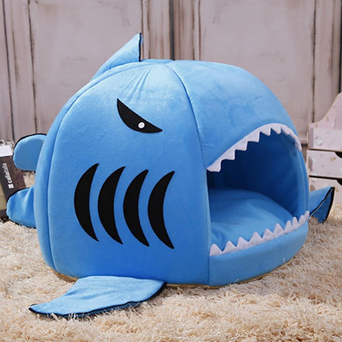 Dog Bed Cat Be & Mats House Sleeping Sofa Bed Removable Cushion S/M for Dog Cat
