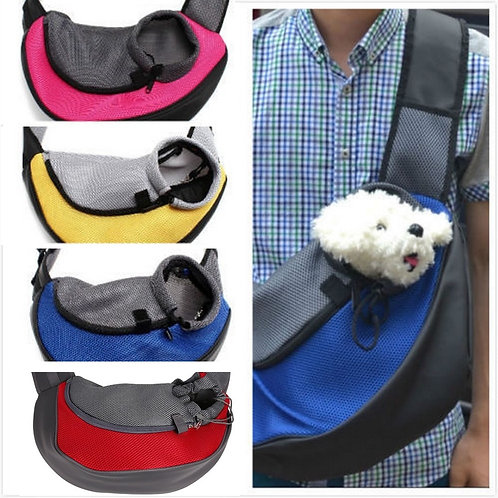 Puppy travel Tote Shoulder Bag Backpack Silicone Bowl Drop Shipping by ePacket