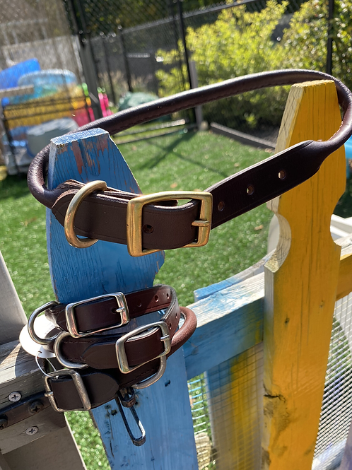 K9 Lifestyle Genuine Leather Collars