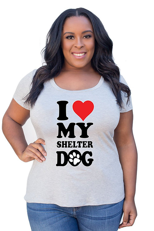 Shelter Dog Graphic Tee