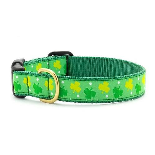 Shamrock Dog Collar