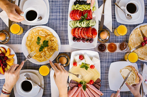 Hotel Kavala - About us - breakfast