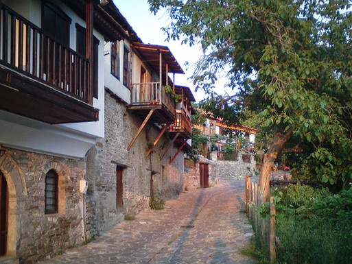 Kazaviti village