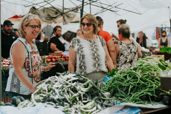 Prinos weekly market