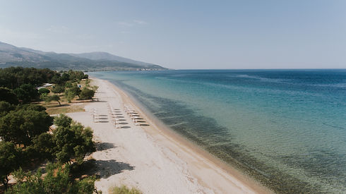 Hotel Kavala - About us - The beach