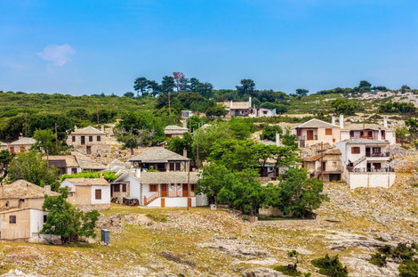 Kastro village