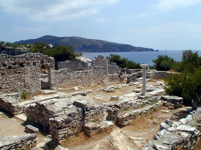 Archaeological Site of Alyki