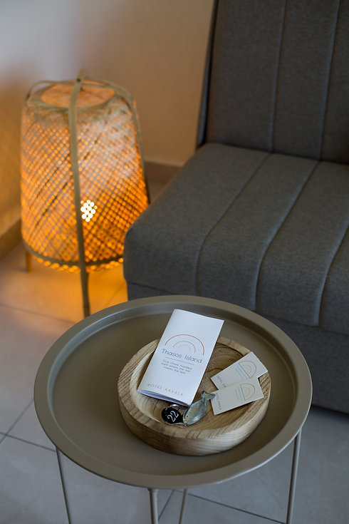 Hotel Kavala - About us - Services