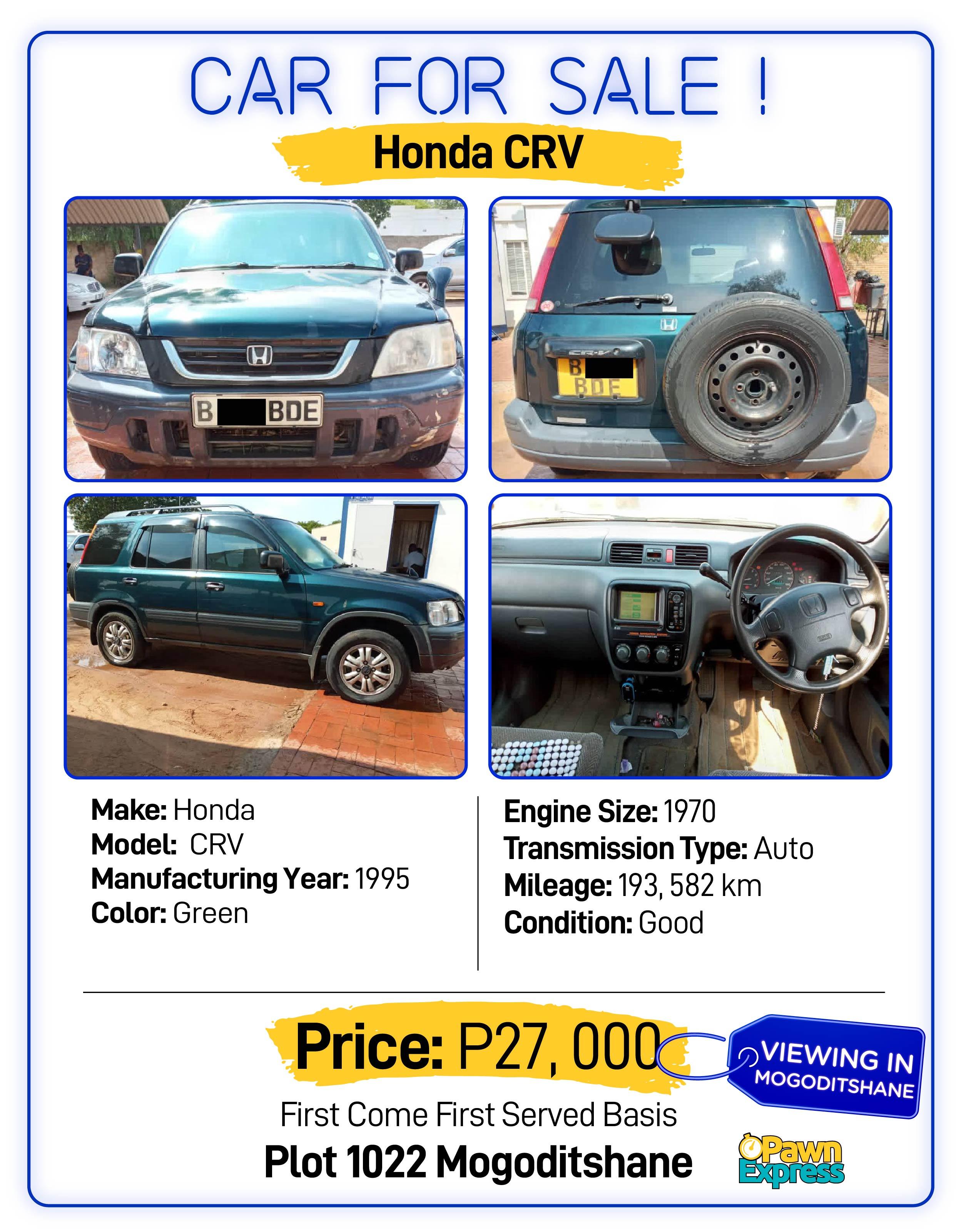 Car Sales Gaborone March 21-04