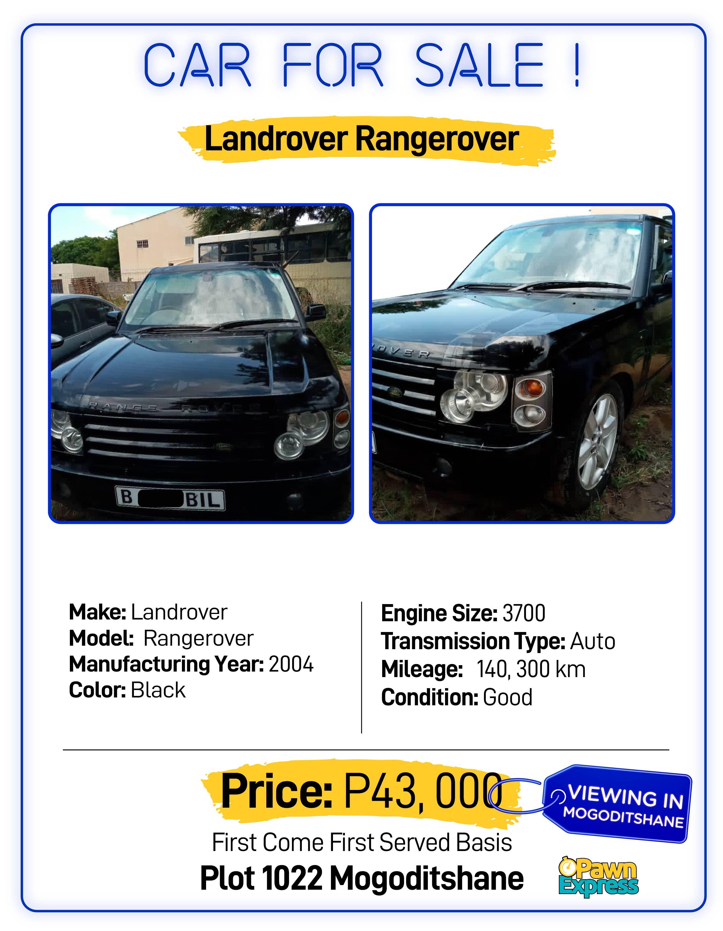 Car Sales Gaborone March 21-01