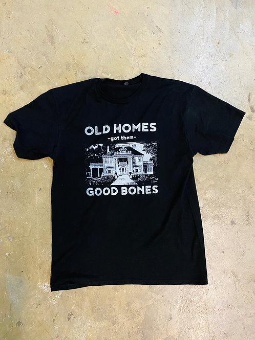 old homes got them good bones black