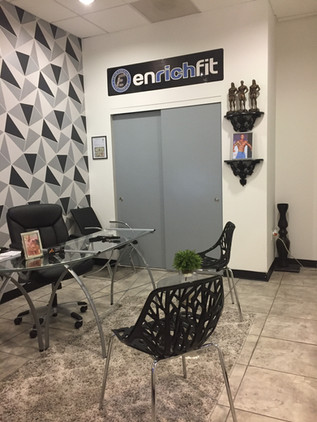 Private Office for Consultations and Measurements